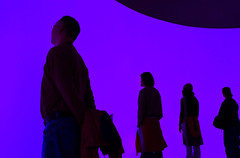 (navid j) Tags: sf sanfrancisco california light 15fav color art sfmoma moma exhibit museumofmodernart prohibited olafureliasson notallowedtotakethisphoto
