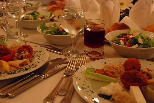 Gala Dinner - Table Setting