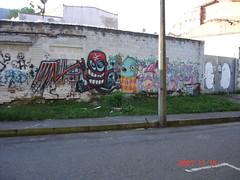 Animal Party (el Malk menor) Tags: la mural cops arte bad crew urbano soja medellin mala leche monstruos malk tshits lossorners mantxa nacolombia