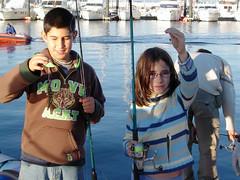 Curso de pesca responsable 2007 (Club Nautico Bahia de Baiona) Tags: pesca caa cnbb pantalan cursodepescaresponsable