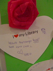 Another Love Note to the library@orchard
