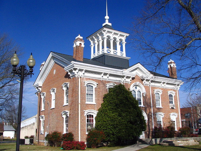 Coffee Co. Courthouse - Manchester, TN