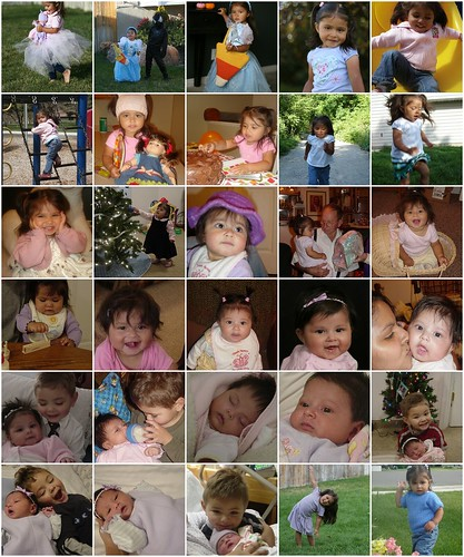 Nyah's 3rd Birthday