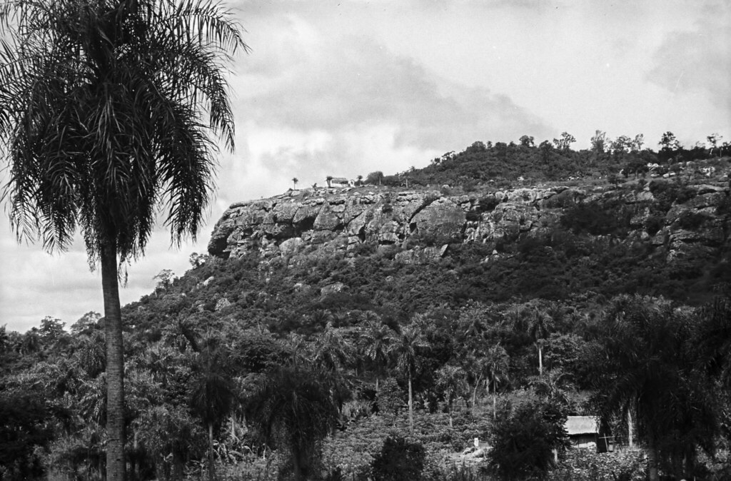 Cerro Yaguarón, Paraguay