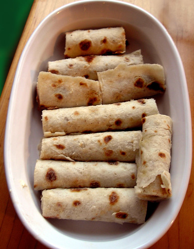 Traditional Lefse