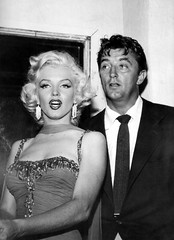 Marilyn Monroe and Robert Mitchum (Rebel Without a Cause) Tags: marilynmonroe robertmitchum