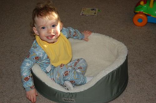 Sunni's Bed