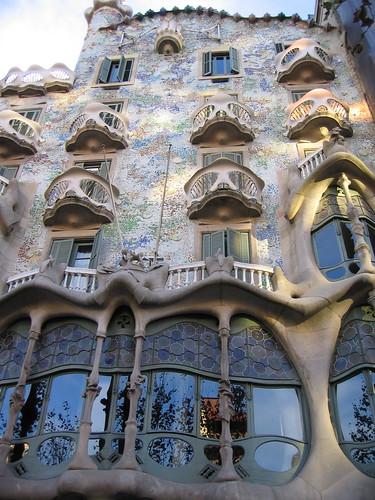 Barcellona, Casa Batlló