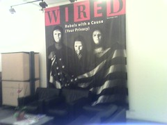 Wired Mag & News offices