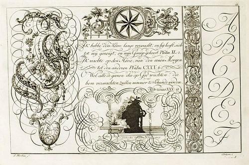 Johann Merken, Liber Artificiosus Alphabeti Maioris 1782 a