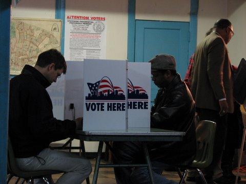 casting the vote