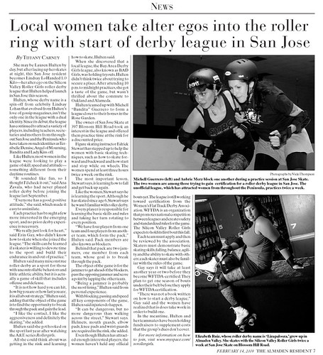 SVRG in The Almaden Resident