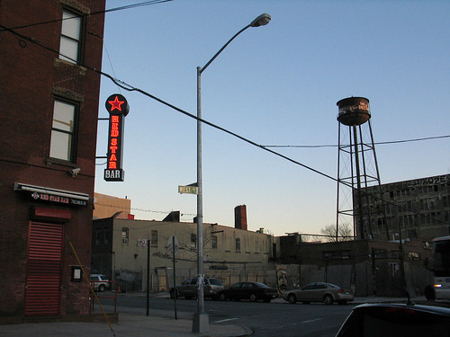 Red Star, Greenpoint