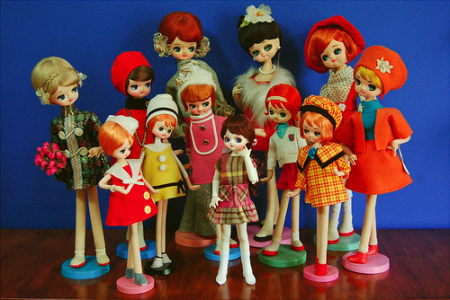 pose dollies