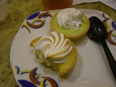 Lemon and Lime Tarts @ Buffet #3