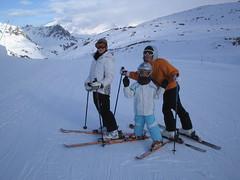 Ski à nouvel an aux arcs