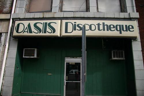 Oasis Discotheque