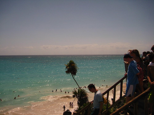 Tulum beach (by bandini66)
