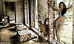 Heather (Delta-Dave) Tags: portrait house storm sexy abandoned window water girl field car rural mississippi naked nude rebel town downtown hurricane country delta 11 columbia lingerie dirt hurricanekatrina chevy bikini 49 damage junkyard trailer schoolhouse dixie 59 purvis hattiesburg littleblackcreek sumrall roomschool davidverespie