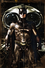 Nite Owl por Official Watchmen Photos