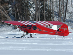 C-GLJS Chez Mo 23-fe-08-DSC_5694f (djipibi) Tags: winter snow ice river maurice aviation hiver ottawa rivire mo neige rendezvous flyin glace rva arien outaouais luskville prudhomme chezmo