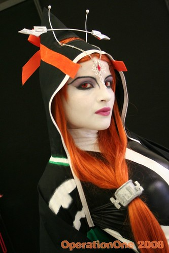 The Legend of Zelda Midna Princess Cosplay Fotos