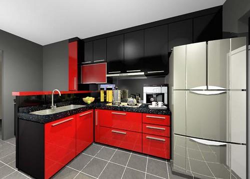 Czerwona Kuchnia Inspiracje Realizacje Opinie Pomysly Archiwum