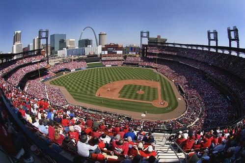 stl cardinals wallpaper. New Busch Stadium - St. Louis Cardinals