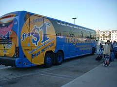 Megabus in Los Angeles