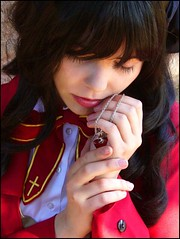 Rin Tohsaka (Fate/Stay Night) (Calssara) Tags: anime cosplay manga convention fatestaynight rintohsaka costumeplay fatehollowataraxia