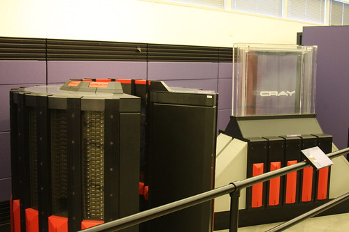 Cray-2 Supercomputer by Pargon, on Flickr