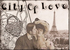 Paris- The city of love