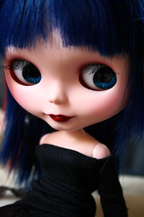 Eddie is home!! (rakieface) Tags: jared thanks doll vampire much blythe eddie abe custom nai anai
