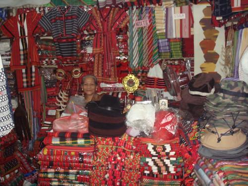 Baguio market 31dec06