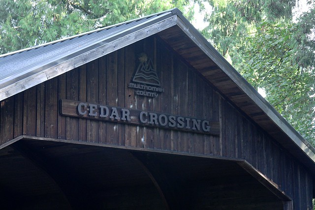 Cedar Crossing Bridge