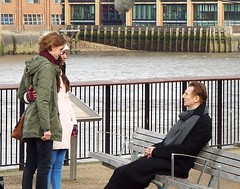 Liam Neeson (Paranoid from suffolk) Tags: 2017 filming acting liamneeson loveactually actors london england river thames southbank