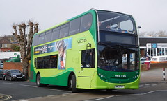 Southern Vectis 1593 - HW63FHP (Southern England Bus Scene) Tags: southernvectis svoc gsc gosouthcoast shanklin ryde 1593 hw63fhp