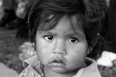 Relaxation (Petarine) Tags: bw toddler child bolivia cochabamba bolivianchild indigenouschild boliviantoddler indigenoustoddler