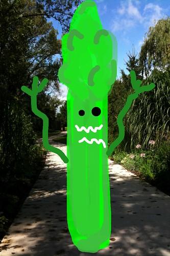 Monster Asparagus