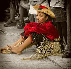 Waiting to dance, Havana, Cuba (Artypixall) Tags: portrait texture havana cuba lahabana traditionaldance