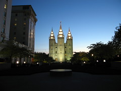Salt Lake City - Salt Lake Temple