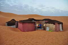Sahara desert night camp (Orion1611) Tags: trip travel camp colour sahara night sunrise dawn photo sand nikon desert beautifullight tent morocco 1001nights ergchebbi d5000 d7000 orion1611 gerardruiters