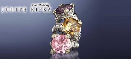 Judith Ripka Fontaine Rings
