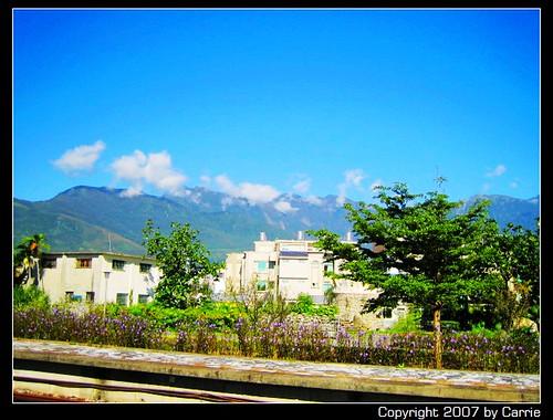 《遊記│2007 廈門遊.之一 ~起始.花蓮吉安車站》