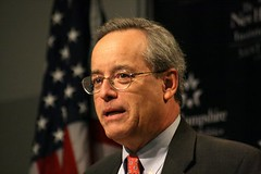 Political Analyst Stewart Rothenberg at the NHIOP
