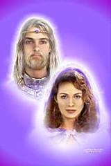 Lord Saithru y Mercedes
