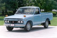 Toyota Hi-Lux pickup truck