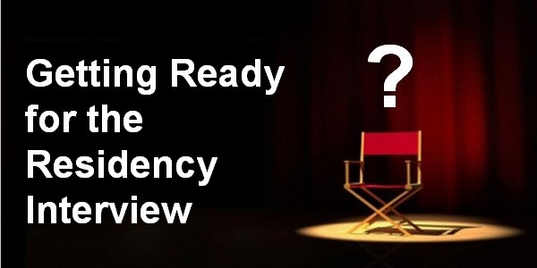 residency interview