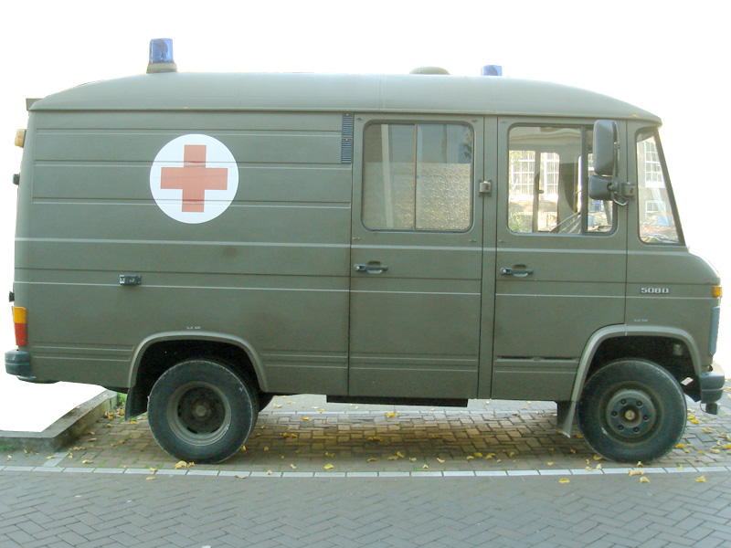 Army Ambulance
