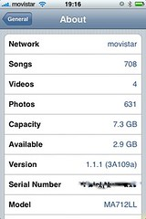 ScreenShot iPhone 1.1.1